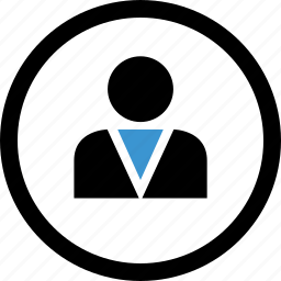 boss, internet, profile, staff, user, users icon