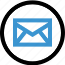email, internet, mail, send icon