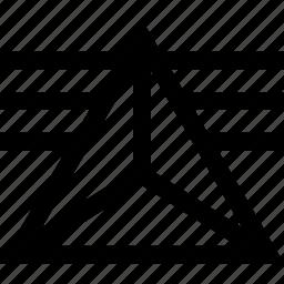 abstract, creative, design icon