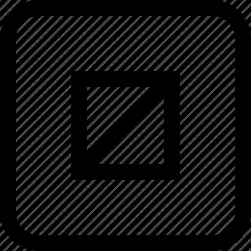 creative, dot, scratch icon