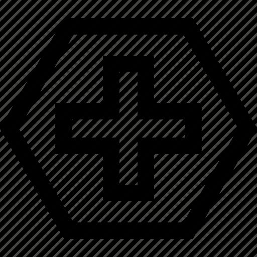 add, creative, puzzle icon