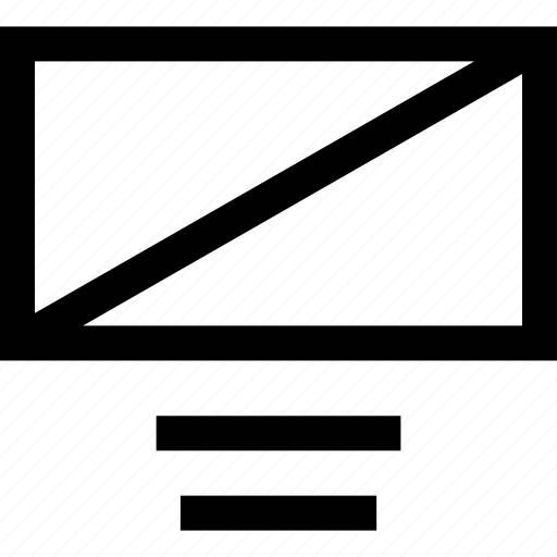 abstract, creative, rectangle icon