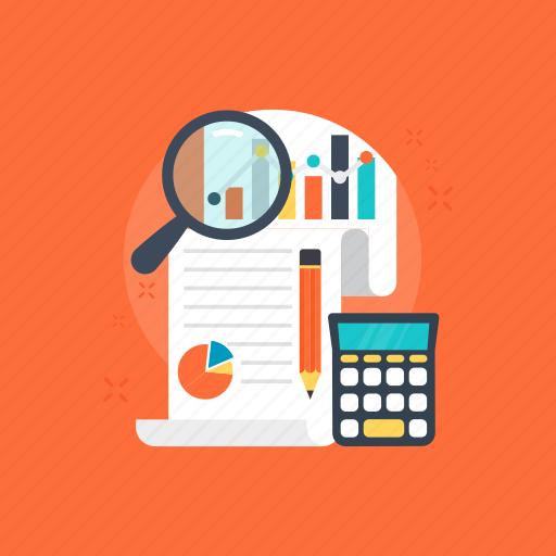 analyzing data, competitor analysis, data analysis, data research, monitoring data, statistical data icon