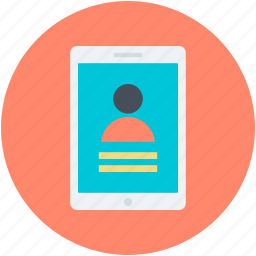 mobile app, mobile interface, mobile ui, sign in screen, signup screen icon