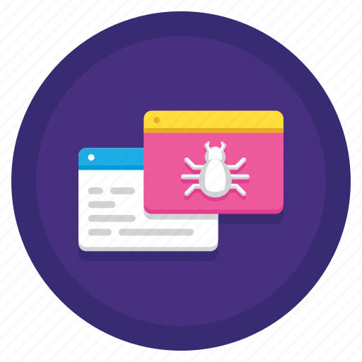 Bug, crawler, security, virus icon - Download on Iconfinder