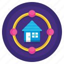 connection, home, house, hyperlocal