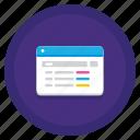 browser, keyword, stemming, webpage