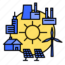 smart, grid, iot, industry, network, energy, electric