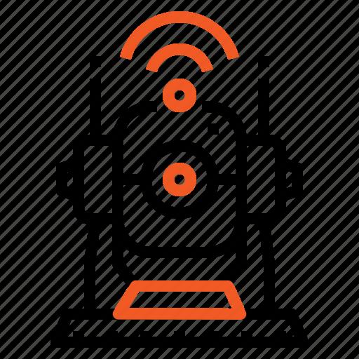 camera, cctv, internet, ip, security, wifi, wireless icon