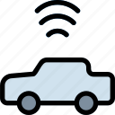 smart car, internet, connection, technology, network, car, internet of things