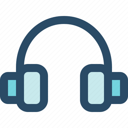 headset, internet of things, iot, music, technology, wearables icon