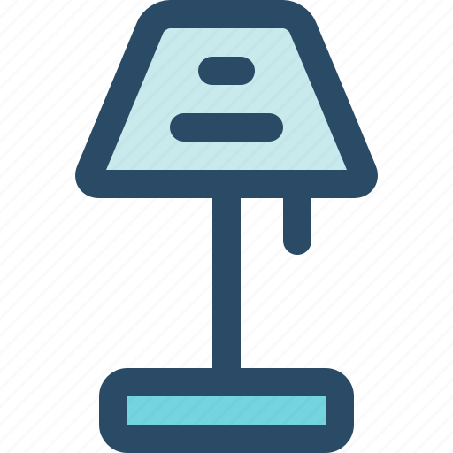 home, internet of things, iot, lamp, light, smart house icon