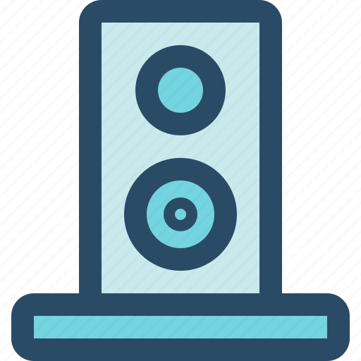 box, internet of things, iot, music, smart house, technology icon