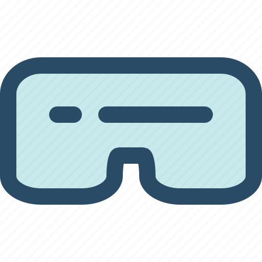 glass, internet of things, iot, technology, virtual reality, wearables icon