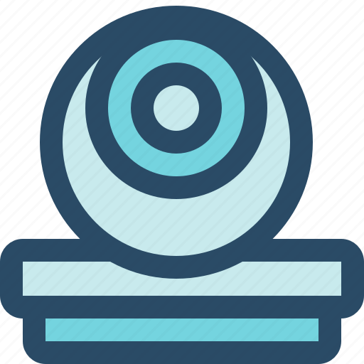 camera, future, internet of things, iot, smart home, technology, web icon
