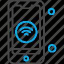 internet, phone, things, wifi