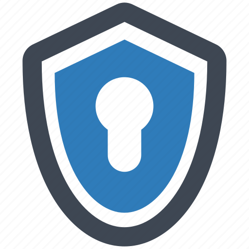 Lock, security, shield icon - Download on Iconfinder