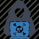 hacker, cyber, crime