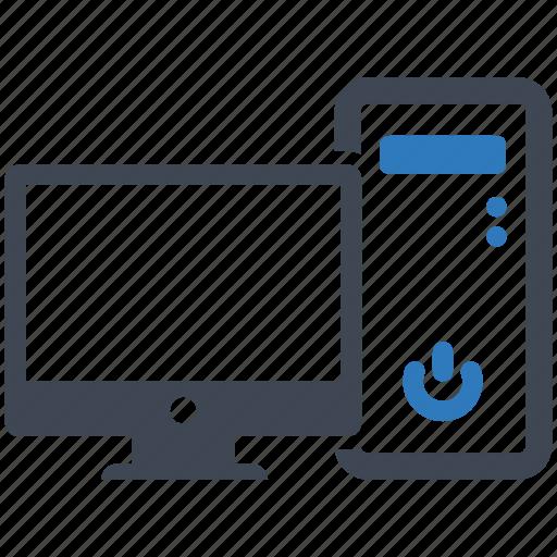 Computer, desktop, pc icon - Download on Iconfinder
