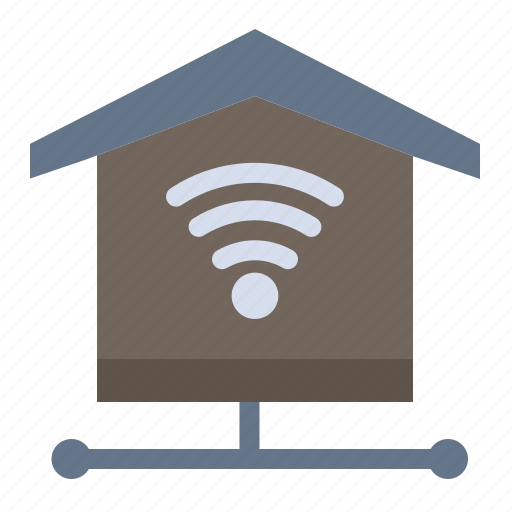 internet, security, signal icon