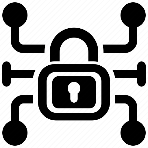 encryption, security, vpn icon