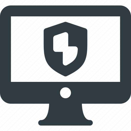 computer, internet, network, privacy policy, protection, security icon