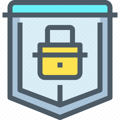 key, padlock, protect, protection, secure, security icon