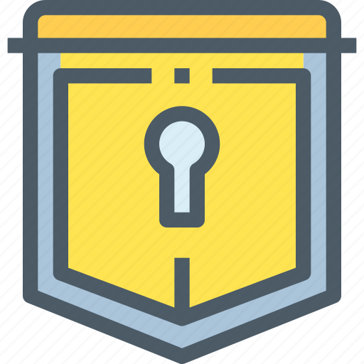business, office, padlock, protech, secure, security icon