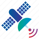 communication, connect, gps, internet, satellite, space