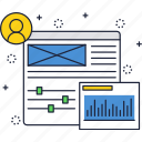 audio, development, mobile, music, stream, website icon