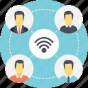 social wifi, wifi hotspot, wifi network, wifi users, wireless social connectivity