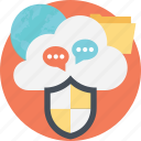 sharing and security, social media privacy, social media security, social network privacy, social network security icon