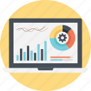 automatic data processing, data processing, electronic data processing, information processing, web data maintenance icon