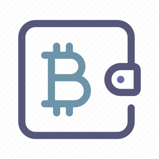 address, bitcoin, cryptocurrency, digital, encrypted, spend, wallet icon