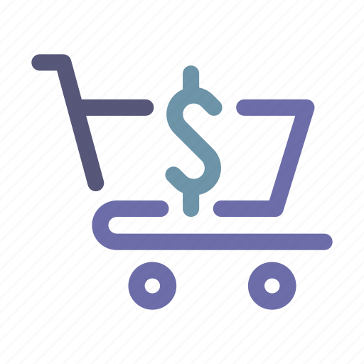 cart, checkout, consumer, e-commerce, sales, shopping, spending icon