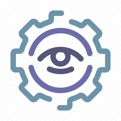 analysis, management, search, seo, viewers, views, visibility icon
