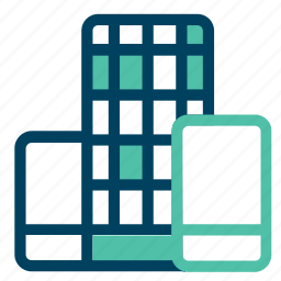 build, building, company, house, office icon
