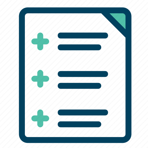 document, file, interview, list, question icon