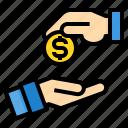 business, finance, investment, money, solution, sponsor