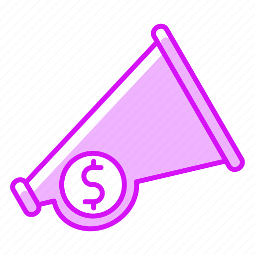 ads, advertise, business, finance, investment, resources, speaker icon