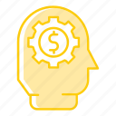 brainstorm, business, finance, investment, resources icon