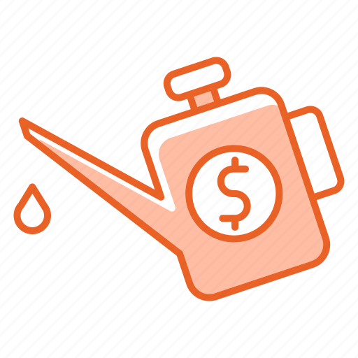 business, finance, investment, lubrication, oil, resources icon