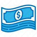 cash, investment, money, salary icon