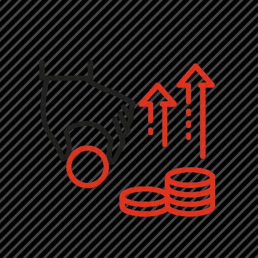 Exchange, finance, investment, money, shareholder, stock, stockholder icon - Download on Iconfinder