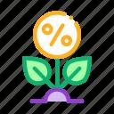 de, orange, percent, plant, red