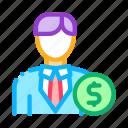 business, concept, de, finance, investor, money