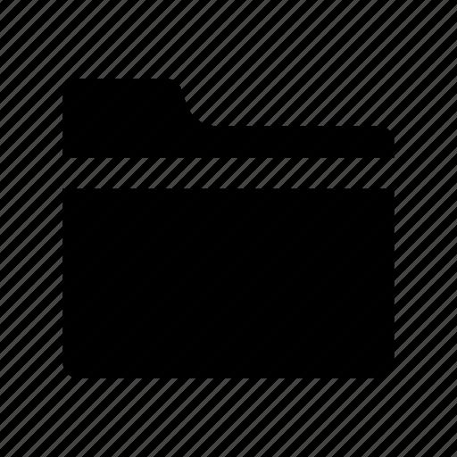 collection, data, file, folder, organization icon