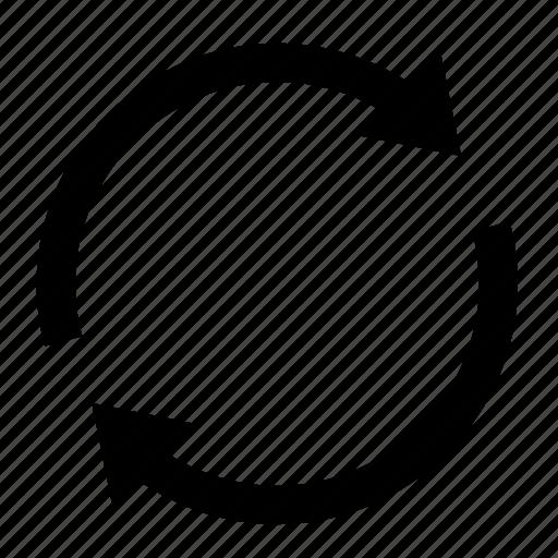 ios, iphonex, refresh, reload, repeat, ui icon