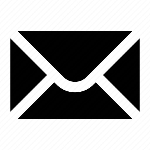 email, envelope, iphonex, letter, mail, message icon