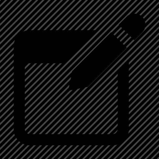 ios, iphone, notes, ui icon